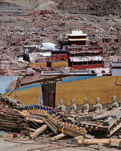 2010年青海玉樹大地震