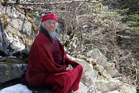 Khenpo Kathar Rinpoche